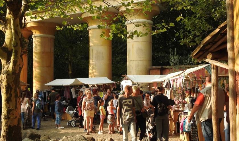 Het foodfestival bestaat nu een paar jaar, maar iedere keer bedenkt de Amersfoortse dierentuin weer iets nieuws.