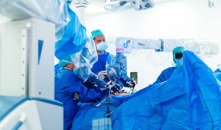 Na de operatie kan de patiënt eventueel verwezen worden naar de mannenpoli van MMC, waar uitgebreide kennis aanwezig is op het gebied van langdurend of ernstig(e) urineverlies en erectieproblemen. FOTO: MMC.