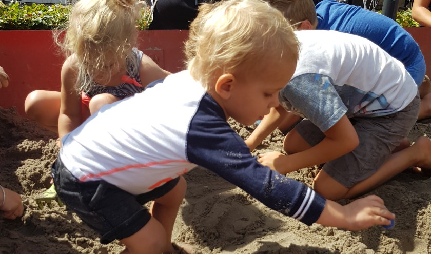 Schatgraven kinderfestival