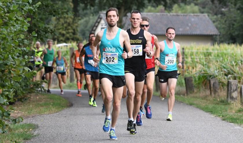 De Wiekenloop van Loopgroep 2000 en buurtvereniging Hulshorst is donderdag 22 augustus toe aan de derde editie. (Foto: Harry van 't Veld)