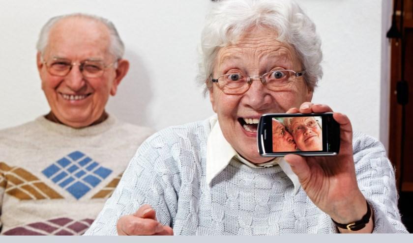 Zelfstandig, actief en positief ouder worden, wie wil dat nou niet?