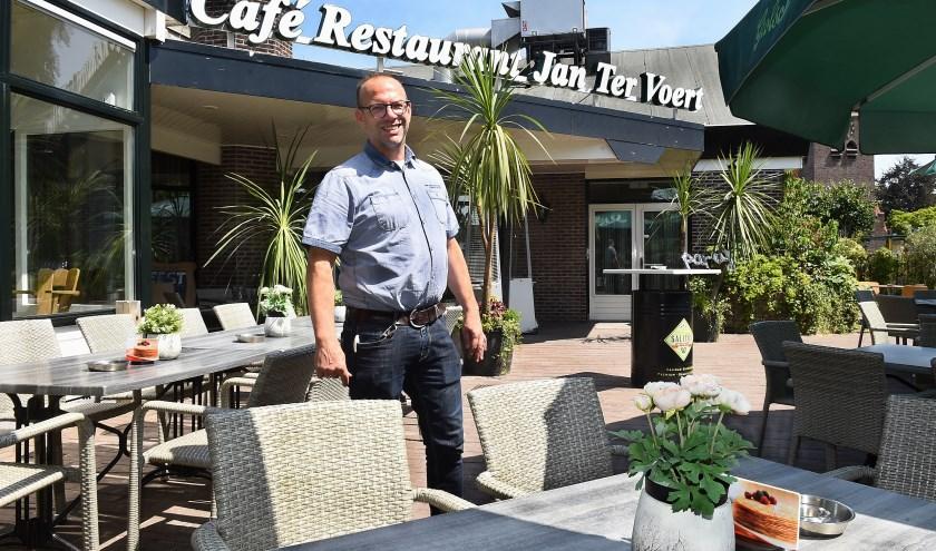 Café Restaurant Jan ter Voert is een familiebedrijf dat al ruim honderd jaar bestaat. (foto Roel Kleinpenning)