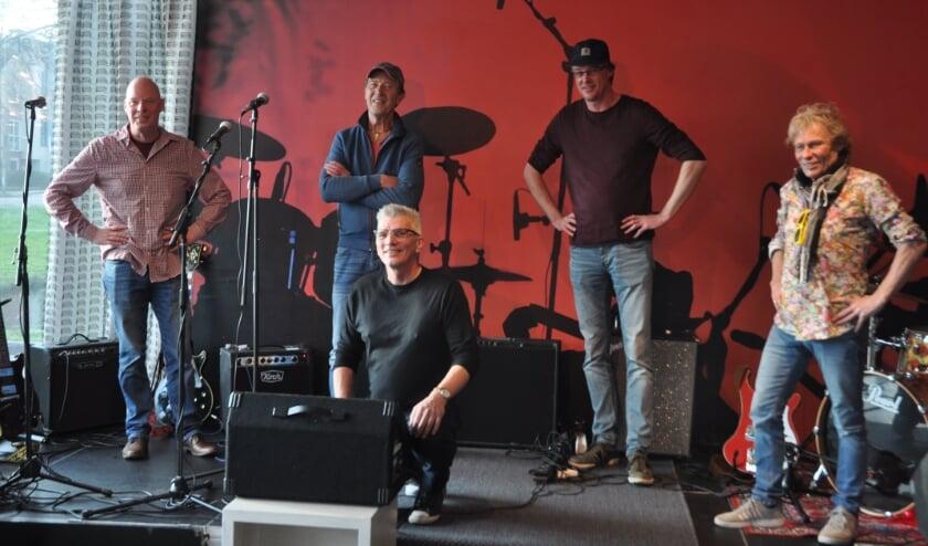 Delftse topmuzikanten eren Golden Earring op grootse wijze in Hampshire Hotel - Delft Centre - Delftse Post