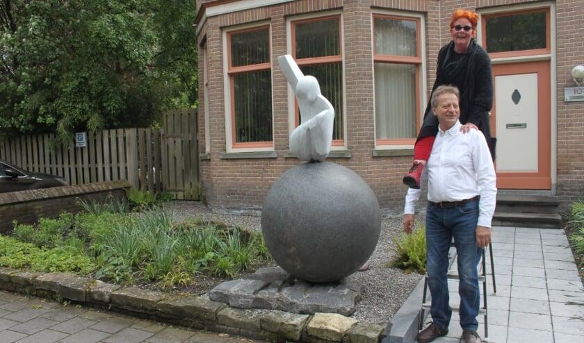 Veenendaals kunstwerk Hanneke Zwart: van total-loss naar grootse Overwinning