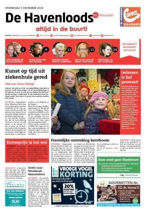 Foute Kersttrui Bol.De Havenloods Alexander 5 December 2018