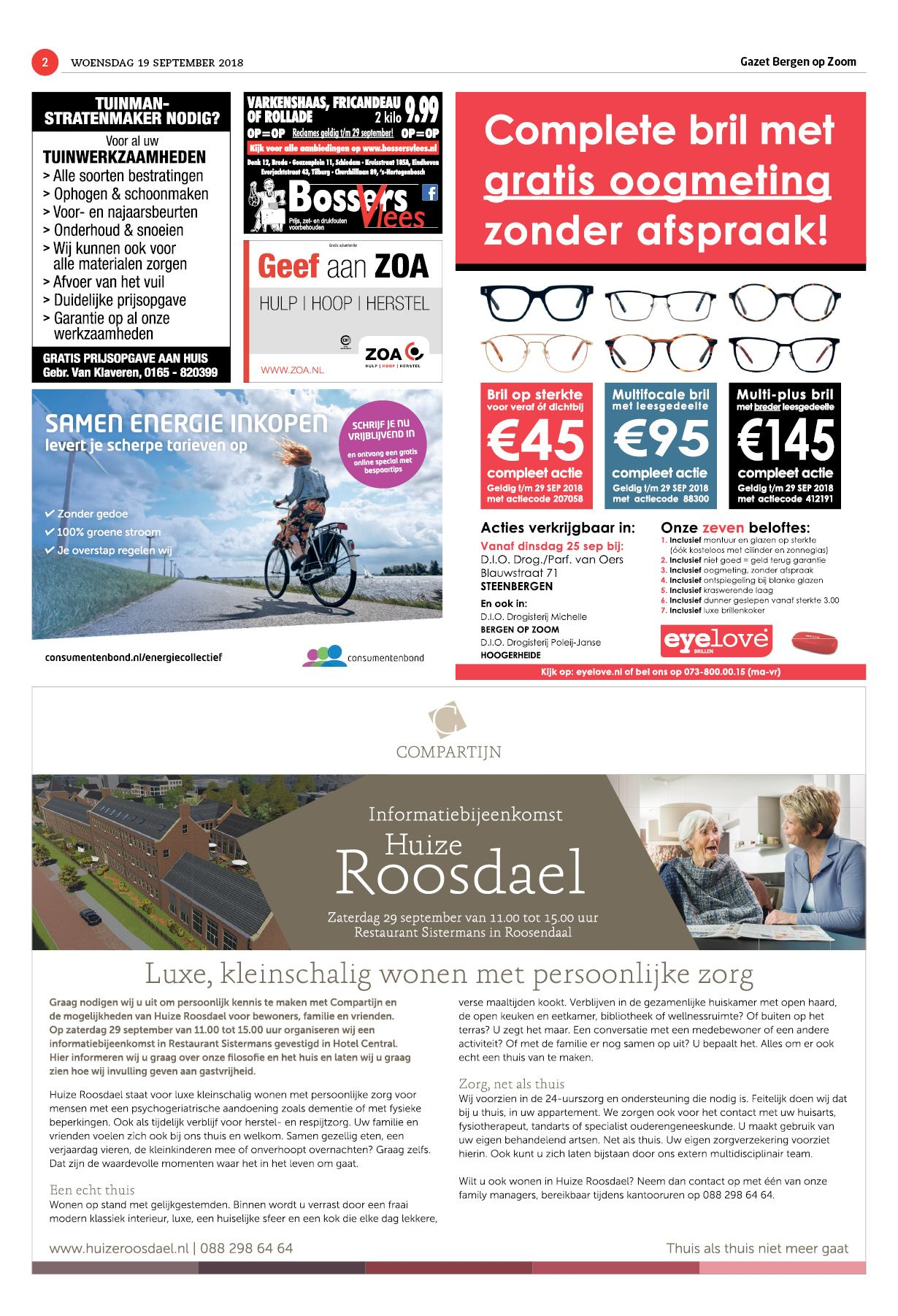 8079f6e17a4825 Gazet Bergen op Zoom 19 september 2018