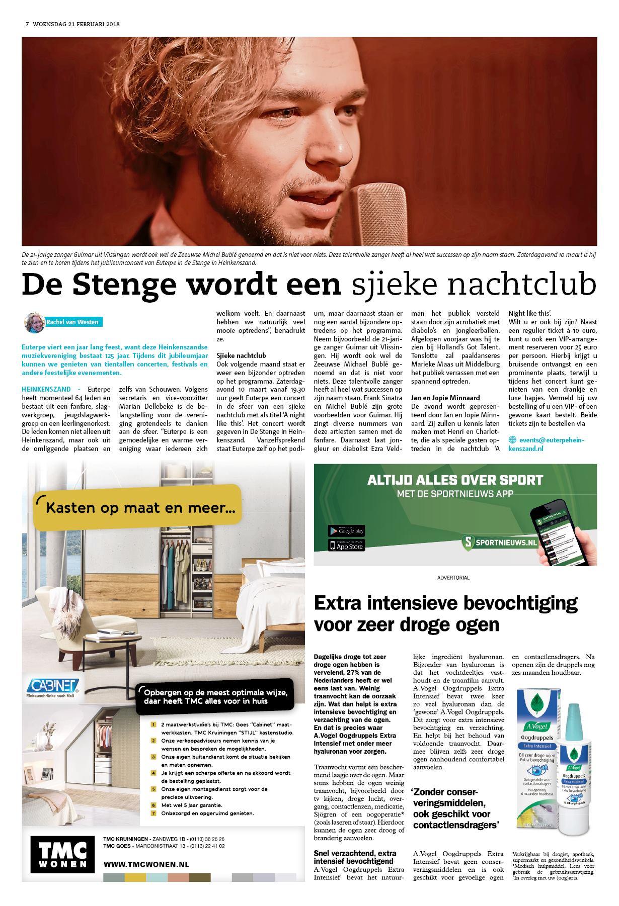 www multimediacenter nl jarig De Bevelander 21 februari 2018 www multimediacenter nl jarig