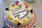 Mats van Zoggel 22.000ste inwoner van Laarbeek