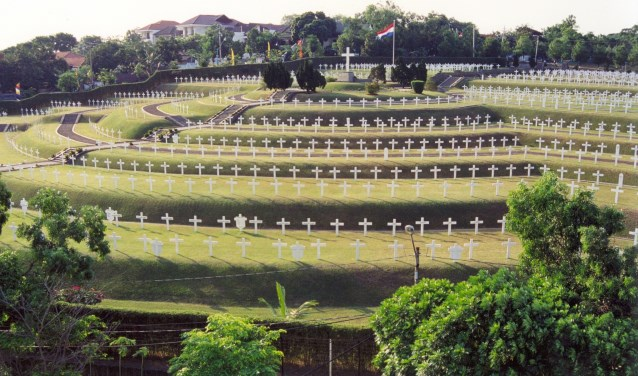 Ereveld Candi (Semarang, Indonesië)   | Fotonummer: ff41d6