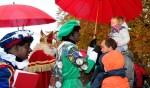 Sinterklaas bezoekt Aarle-Rixtel
