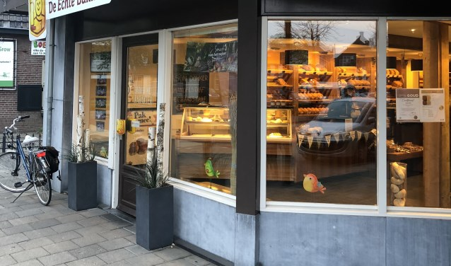 Het pand waar voorheen Bakkerij van de Mortel zat, wordt overgenomen door Bakkerij 't Bakkertje  | Fotonummer: e24c44