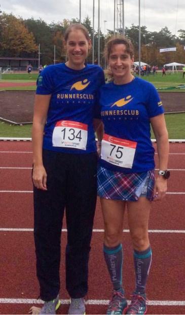 Marieke van Turnhout (l) en Marjan van den Tillaar (r)  | Fotonummer: b997ed