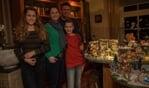 Compleet kerstdorp herrijst jaarlijks aan de Nassaustraat