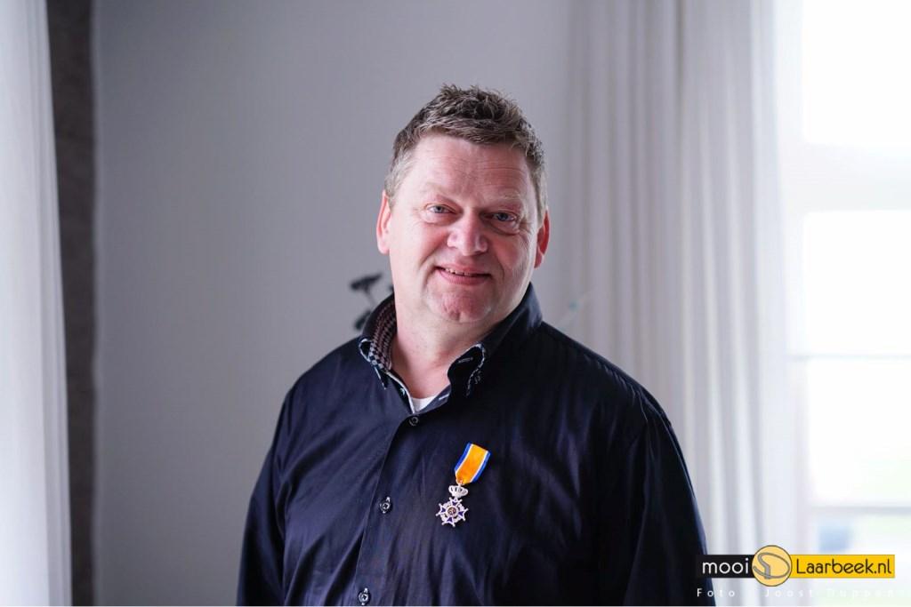 Frank van Esch Foto: Joost Duppen © deMooiLaarbeekkrant
