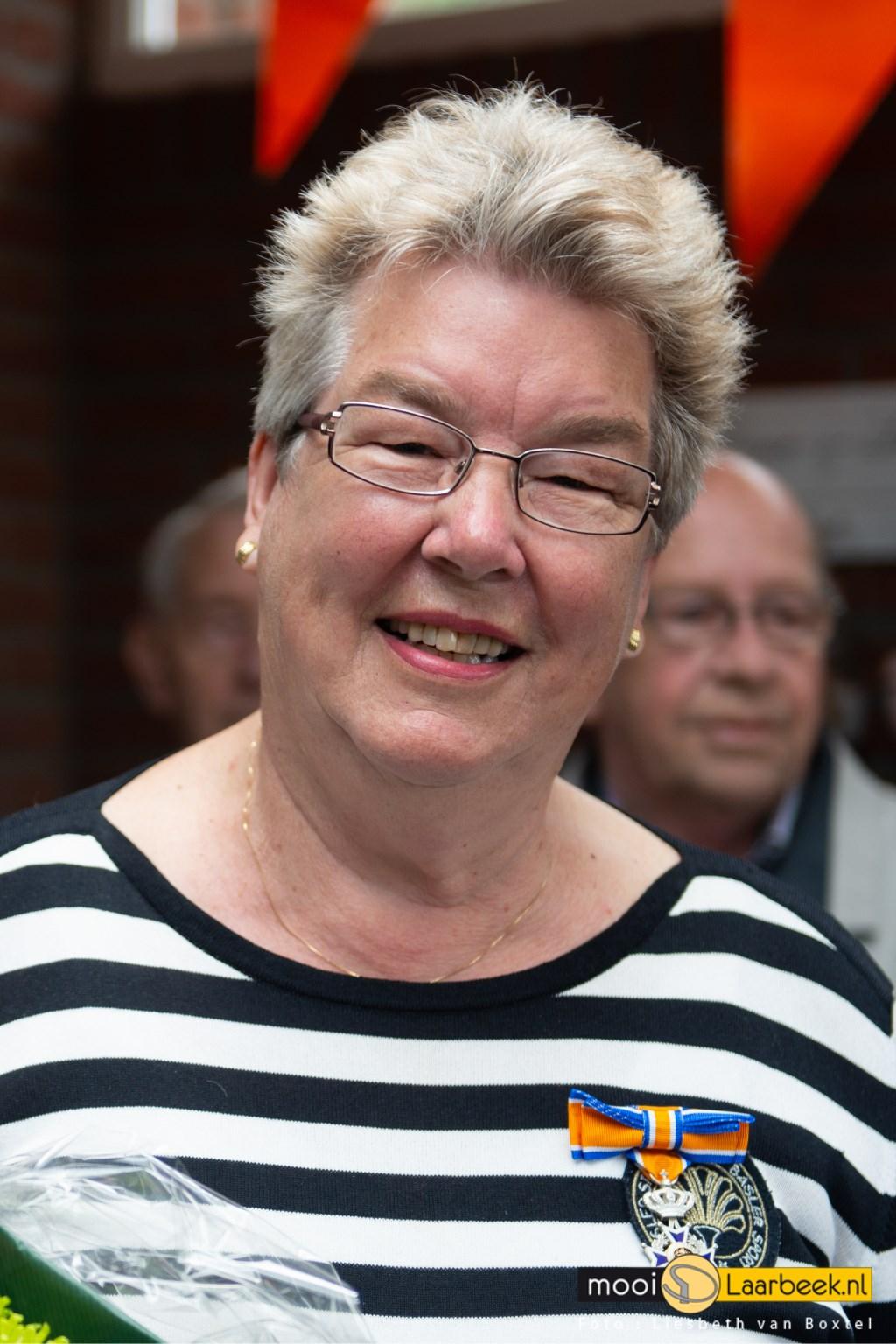 Maria Bekkers-van der Meijden Foto: Liesbeth van Boxtel © deMooiLaarbeekkrant