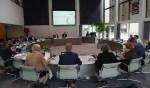 Regionale bestuurders in Laarbeek bijeen voor vergadering Bizob