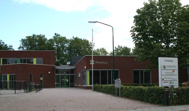 Het dorpshuis in Lieshout    Fotonummer: 894408