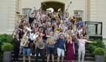 Laarbeekse deelnemers bij ZomerOrkest Nederland