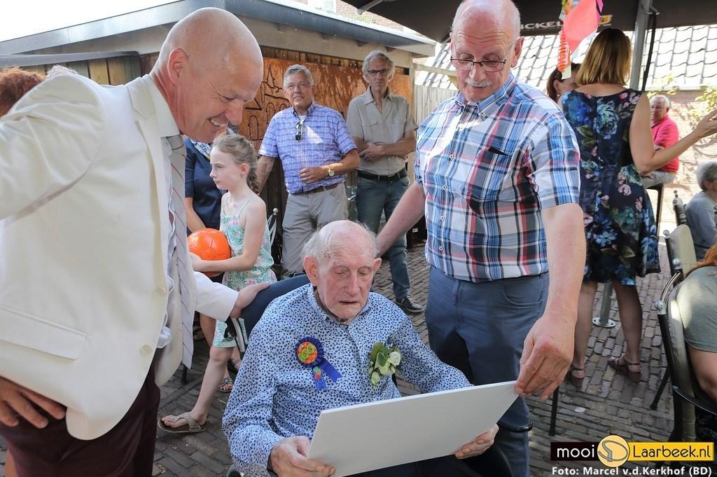 Piet Vereijken Foto: Marcel v.d. Kerkhof (B&D) © deMooiLaarbeekkrant