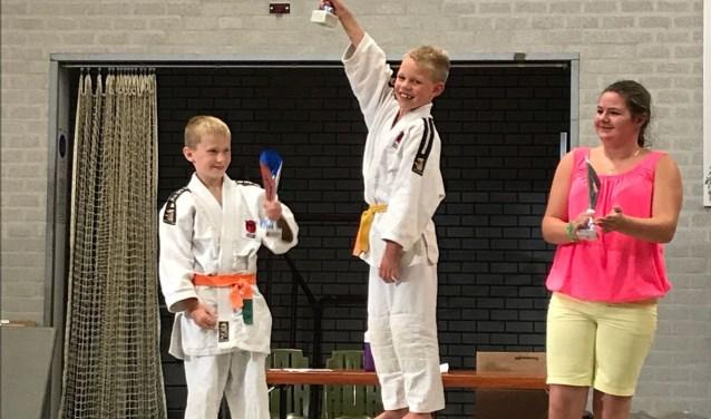 Tim Gielens werd judoka van het jaar  | Fotonummer: 68af68