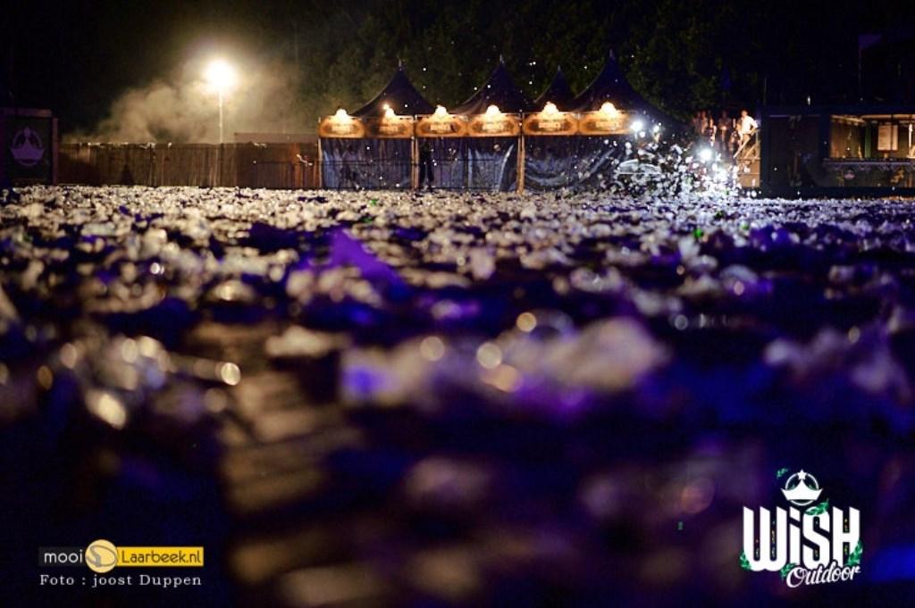 Wish outdoor 2018 aan de leekerstraat in beek en donk Foto: Joost Duppen © deMooiLaarbeekkrant