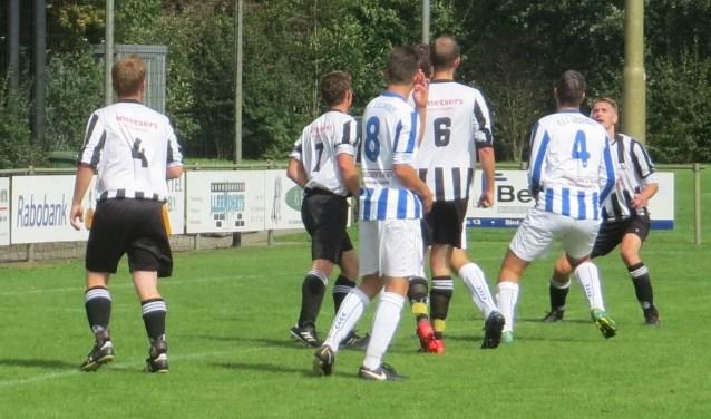 ELI won met 1-2 op bezoek bij Ollandia   | Fotonummer: 6fedeb