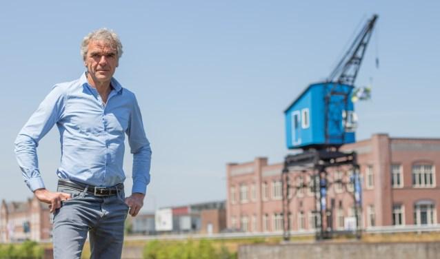 Maarten Rooijakkers, voorzitter van Ondernemersfonds Laarbeek   | Fotonummer: 3c3c86