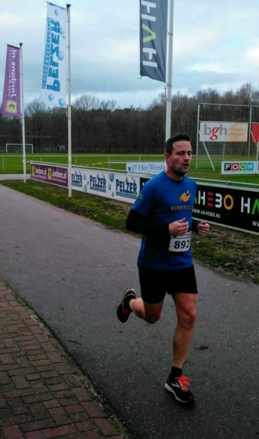 Rudy van Kempen in actie in Boxmeer  | Fotonummer: ea9fdc