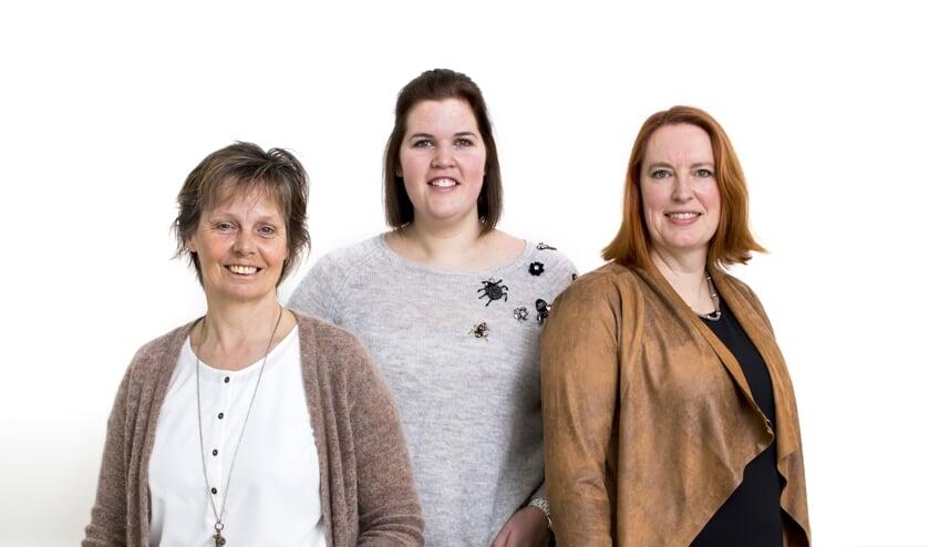 De dames van het team 'Zorg en Welzijn'   | Fotonummer: fa7bc1
