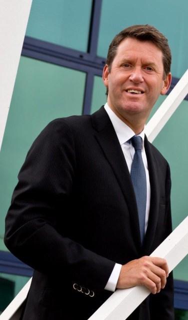 Pieter Michielsen, beoogd directievoorzitter bij samenvoeging  | Fotonummer: 6c13dd