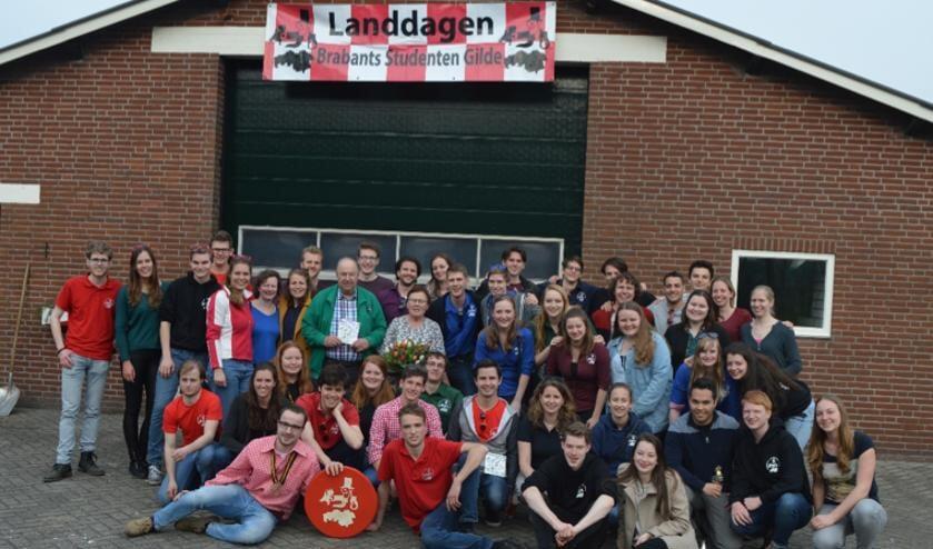 Het Brabants Studenten Gilde   | Fotonummer: b18df3