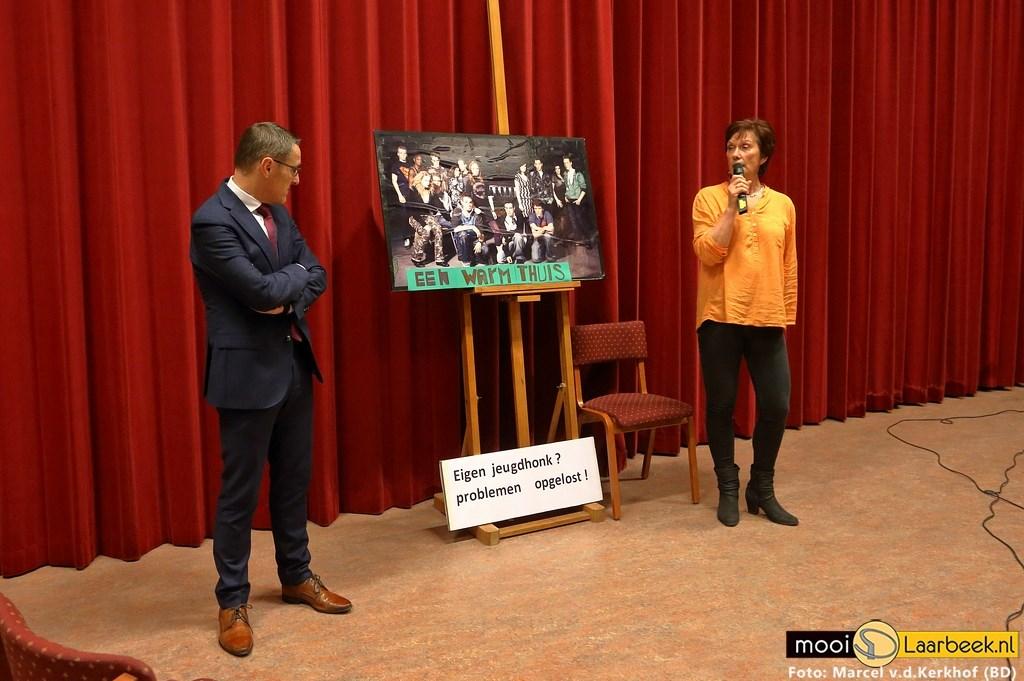 Het Lagerhuisdebat  Foto: Marcel_vd_Kerkhof_(B&D) © deMooiLaarbeekkrant