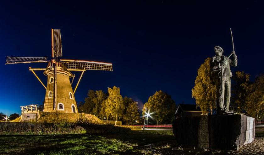 Molen De Leest in Lieshout   | Fotonummer: f42f21