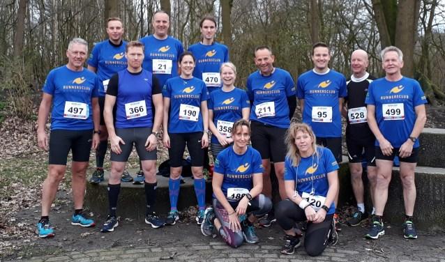De deelnemers van RCL in Sint Anthonis   | Fotonummer: 16e300