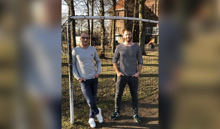 Sander van de Waarsenburg (l) en Robbert Mol   | Fotonummer: 4be944