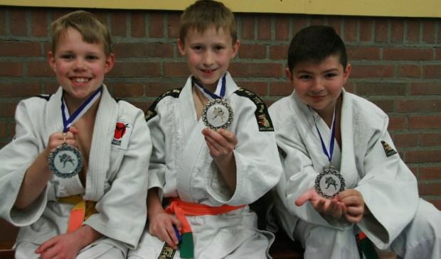 De Mariahoutse judoka's   | Fotonummer: aa7010