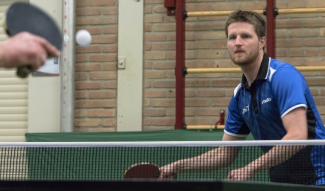Johan Voorhout in actie  | Fotonummer: 08eabf