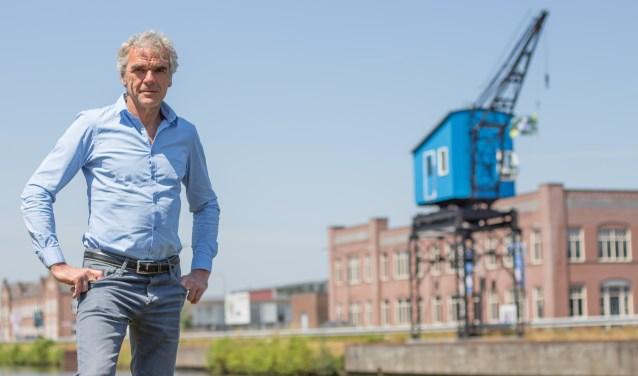 Maarten Rooijakkers, voorzitter van Ondernemersfonds Laarbeek  | Fotonummer: 8936a7