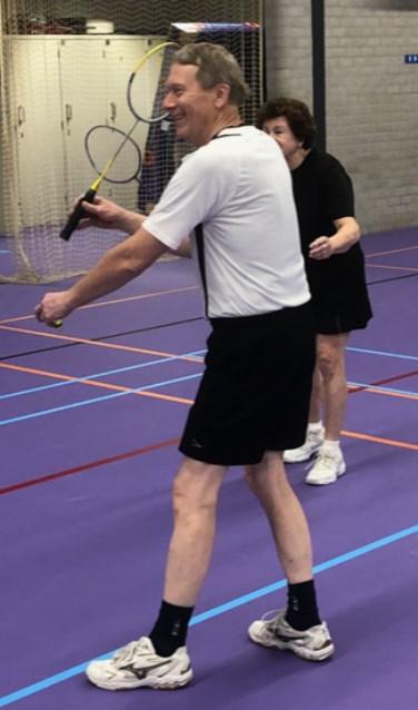 Badminton, een leuke sport voor iedereen  | Fotonummer: c24e75