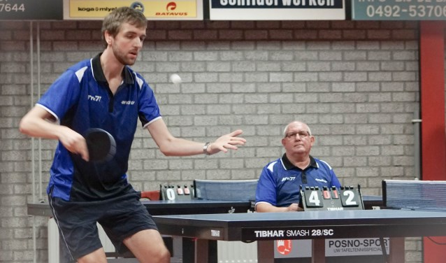 Thijs Smulders in actie namens ATTC'77   | Fotonummer: 1bae36