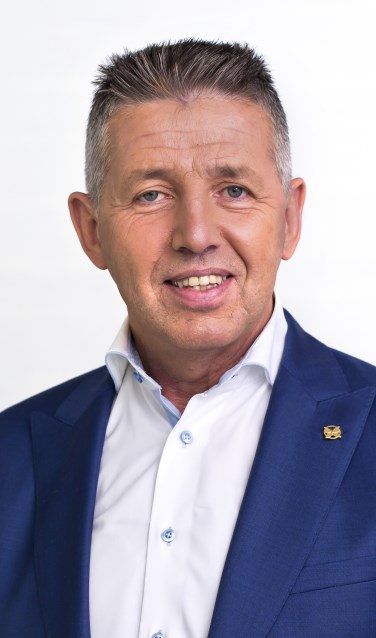 Wethouder Tonny Meulensteen    Fotonummer: cadad3