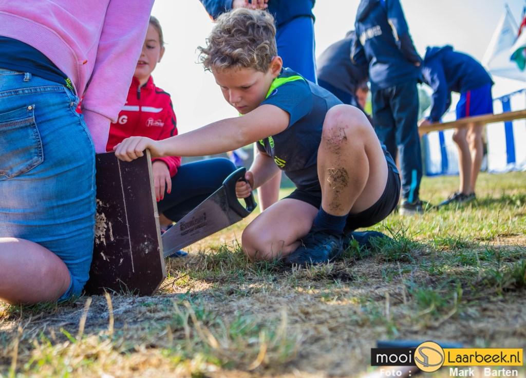 Kindervakantieweek Mariahout Foto: Mark Barten © deMooiLaarbeekkrant