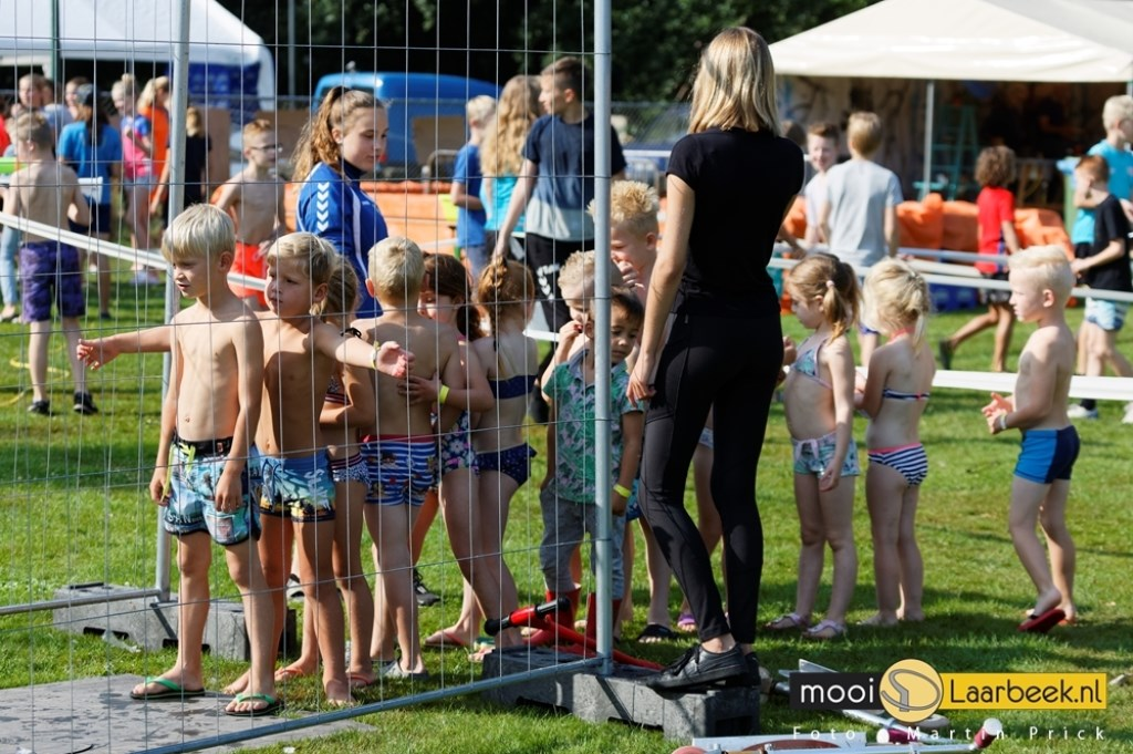 Kindervakantieweek Lieshout Foto: Martin Prick © deMooiLaarbeekkrant