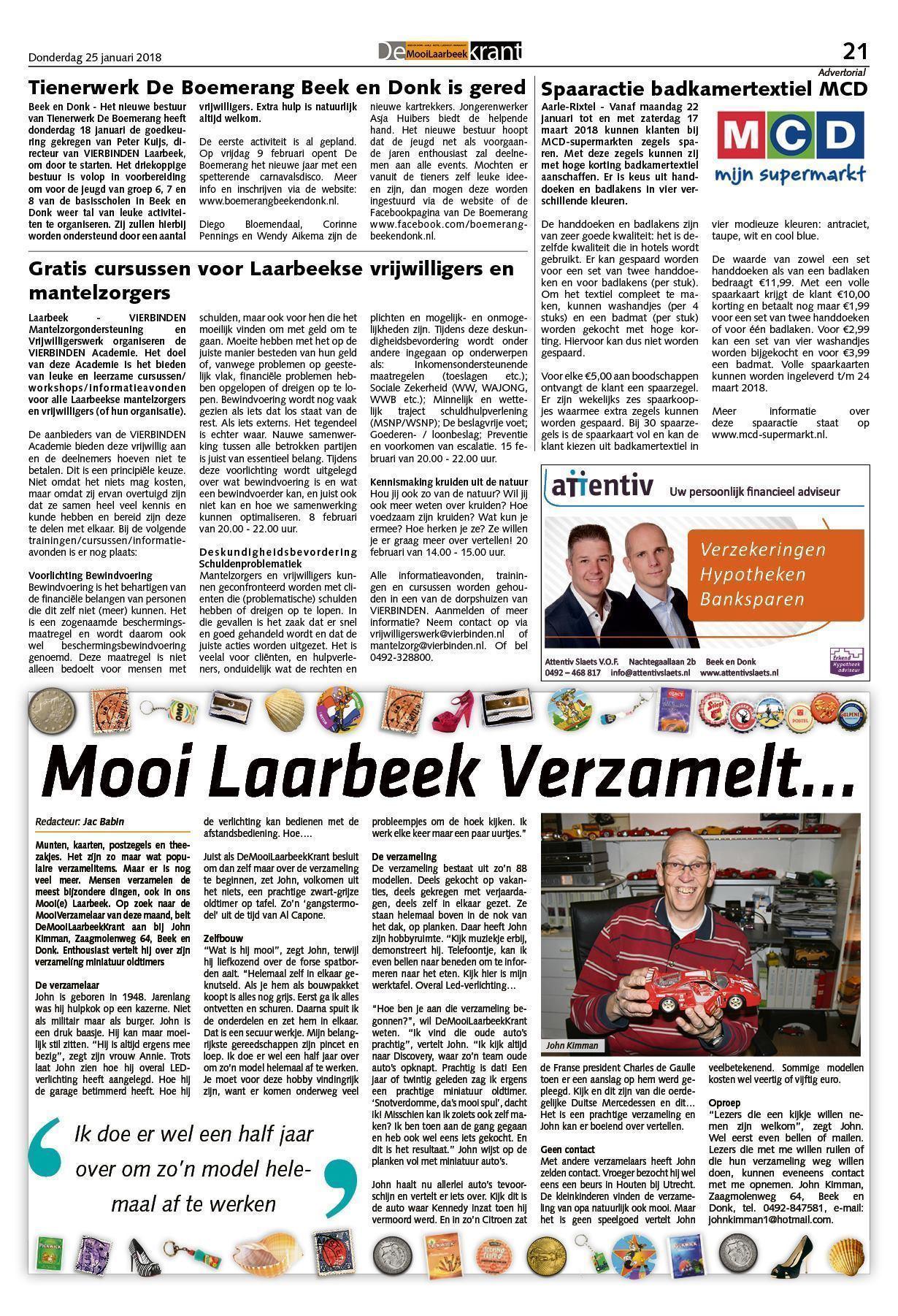 DeMooiLaarbeekKrant 25 januari 2018