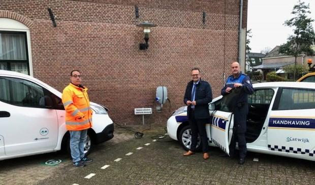 Eerste Elektrische Bedrijfsauto S Voor Gemeente Alles Over Katwijk