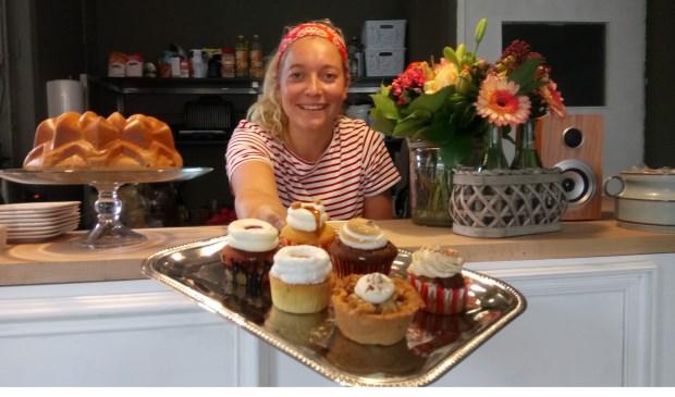 Denise van Dijk heeft de voormalige koffietent Tosti's & Tea omgedoopt tot Caffé Blondy.