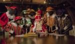 Intocht Hillegom: Geld van de Sint tussen de pepernoten