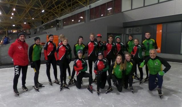 Wellicht rijdt deze groep van RIJC en Voorwaarts over een paar jaar op de nieuwe ijsbaan in Leiden.