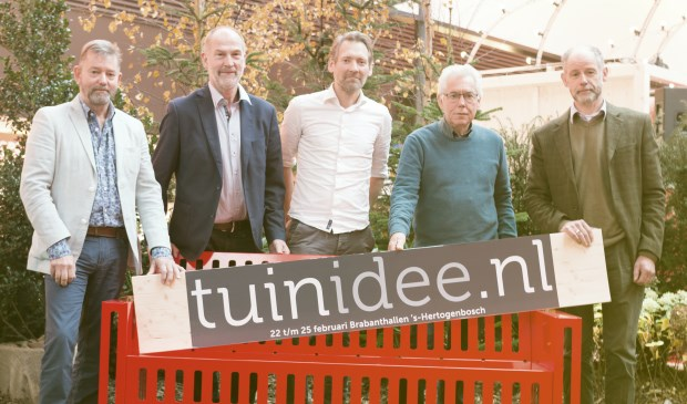 Vier ontwerpers voor inspiratietuinen tuinidee de bloemenkrant