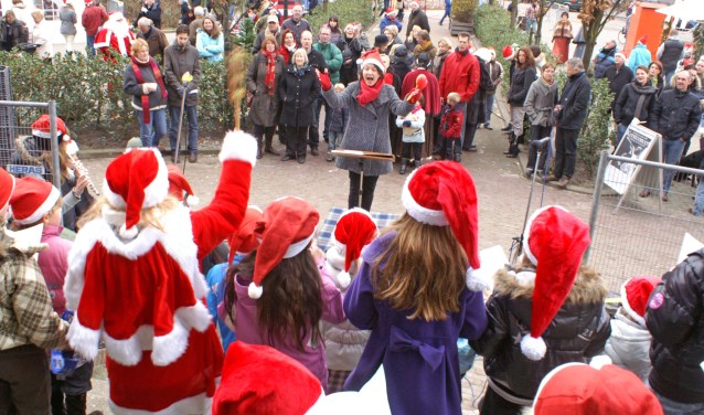 Extra Activiteiten Voor Kinderen Op Voorhoutse Kerstmarkt De Teylinger